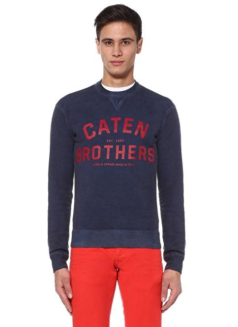 Dsquared2 Sweatshirt Lacivert